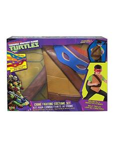 Zestaw kostium z mięśniami Żółwie Ninja w pudełku dla chłopca