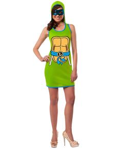 Sukienka Leonardo Żółwie Ninja damska